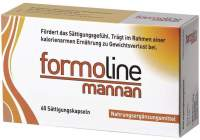 Formoline mannan Kapseln 60 Kapseln