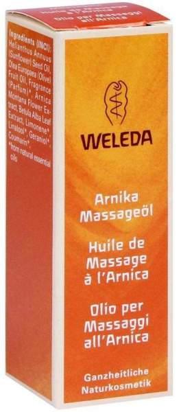 Weleda Arnika Massageöl 10 ml