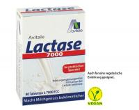 LACTASE 7.000 FCC Tabletten im Spender