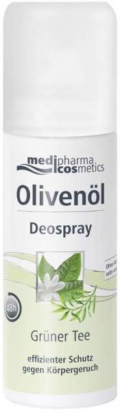 Olivenol Deodorant Grüner Tee 100 ml