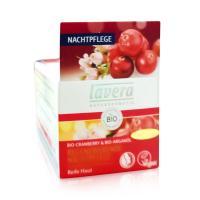 Lavera Regenerierende Nachtpflege Cranberry Creme