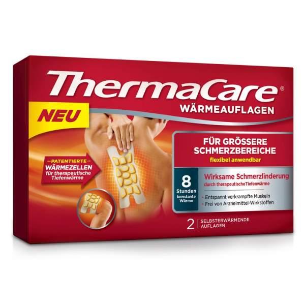 Thermacare für größere Schmerzbereiche 2 Stück