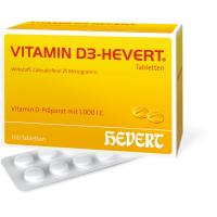 Vitamin D3 Hevert 100 Tabletten