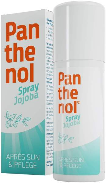 Panthenol Spray Jojoba 130 G