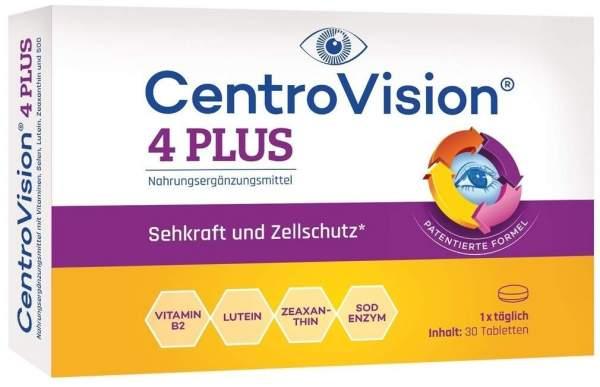 Centrovision 4 plus 30 Tabletten