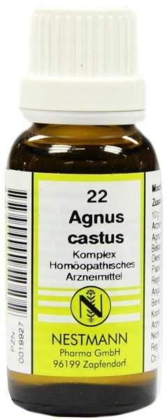 Agnus Castus Komplex Nr. 22 20 ml Dilution