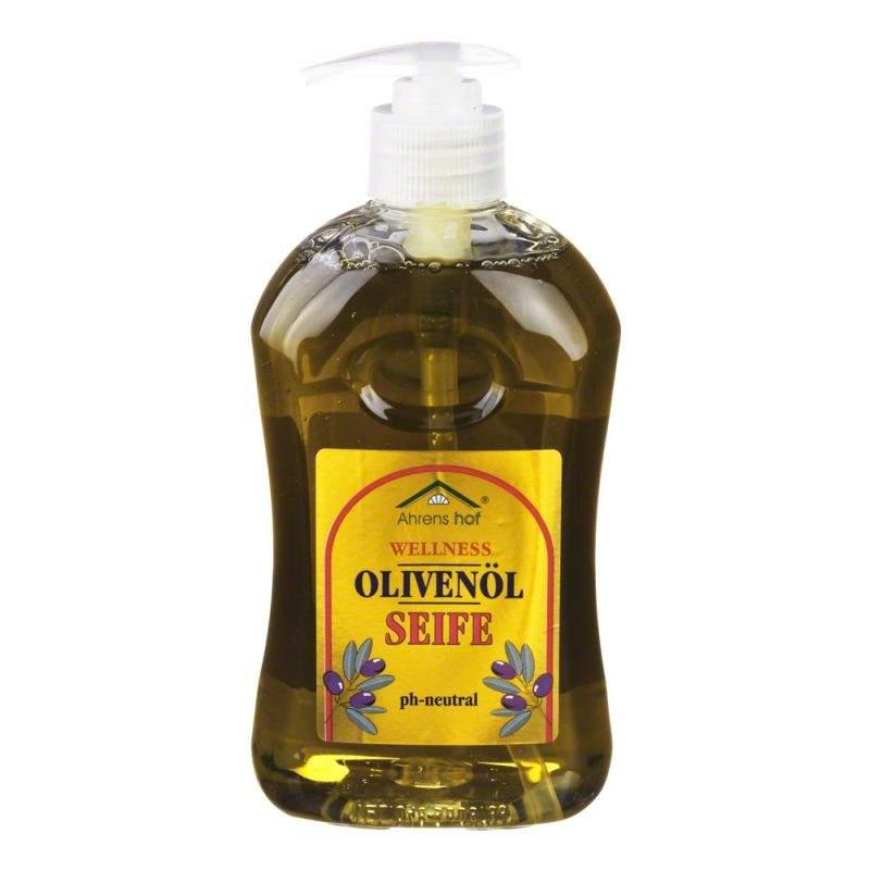 Allpharm Olivenöl-Seife Wellness Ph-Neutral 500ml - 500ml Flüssigseife
