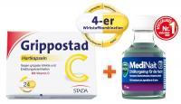 Sparset Erkältung Grippostad C & Wick Medinait 180ml