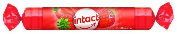 Intact Traubenzucker Erdbeere 1 Rolle