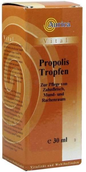 Aurica Propolis 18% Mundtropfen 30 ml