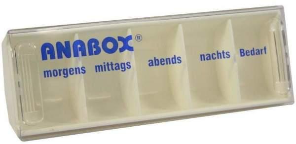 Anabox Tagesbox Weiß
