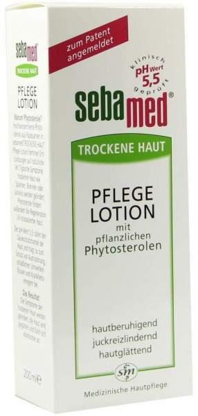 Sebamed Trockene Haut 200 ml Pflegelotion