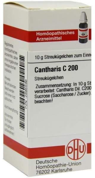 Cantharis C 200 Globuli