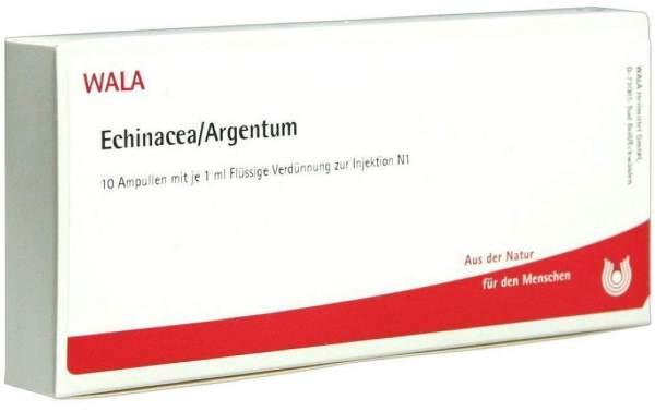 Echinacea Argentum Ampullen 10 X 1 ml