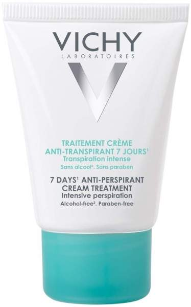 Vichy Deodorant Creme Anti Transpirant mit 7-Tage-Wirkung 30 ml Creme