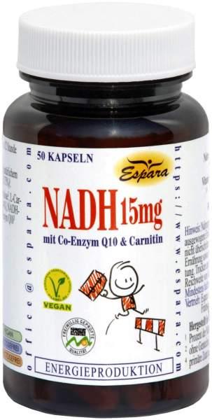 Nadh 15 mg Kapseln