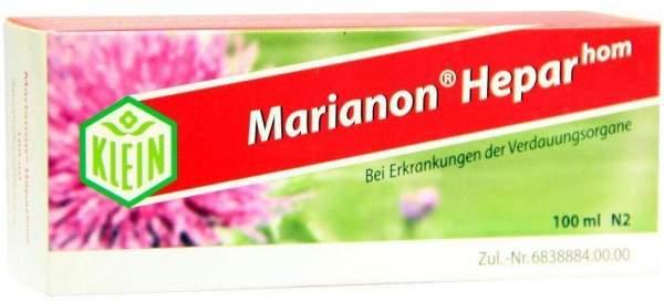 Marianon Heparhom 100 ml Tropfen