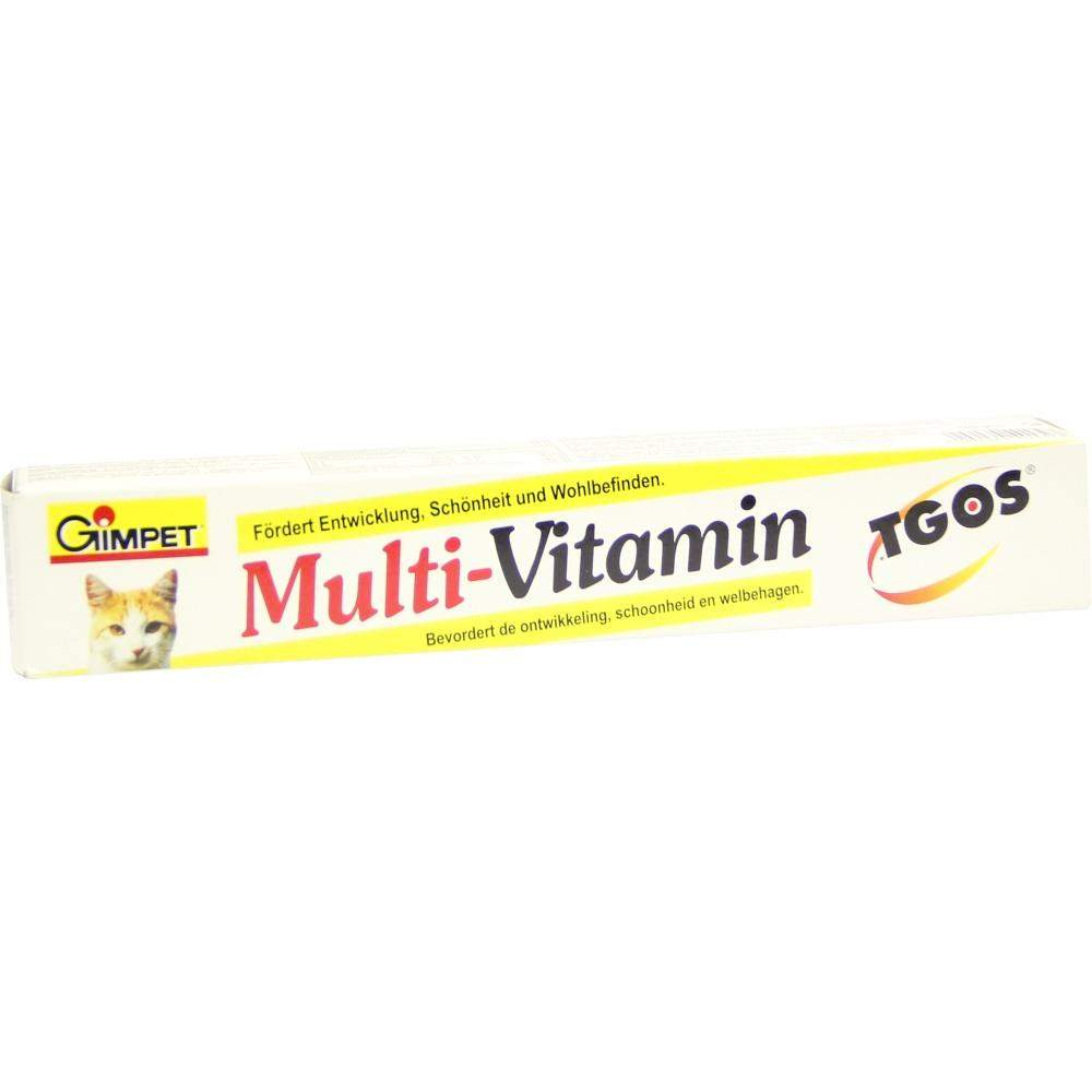GIMPET Multi-Vitamin Paste Plus m.Tgos für Katz