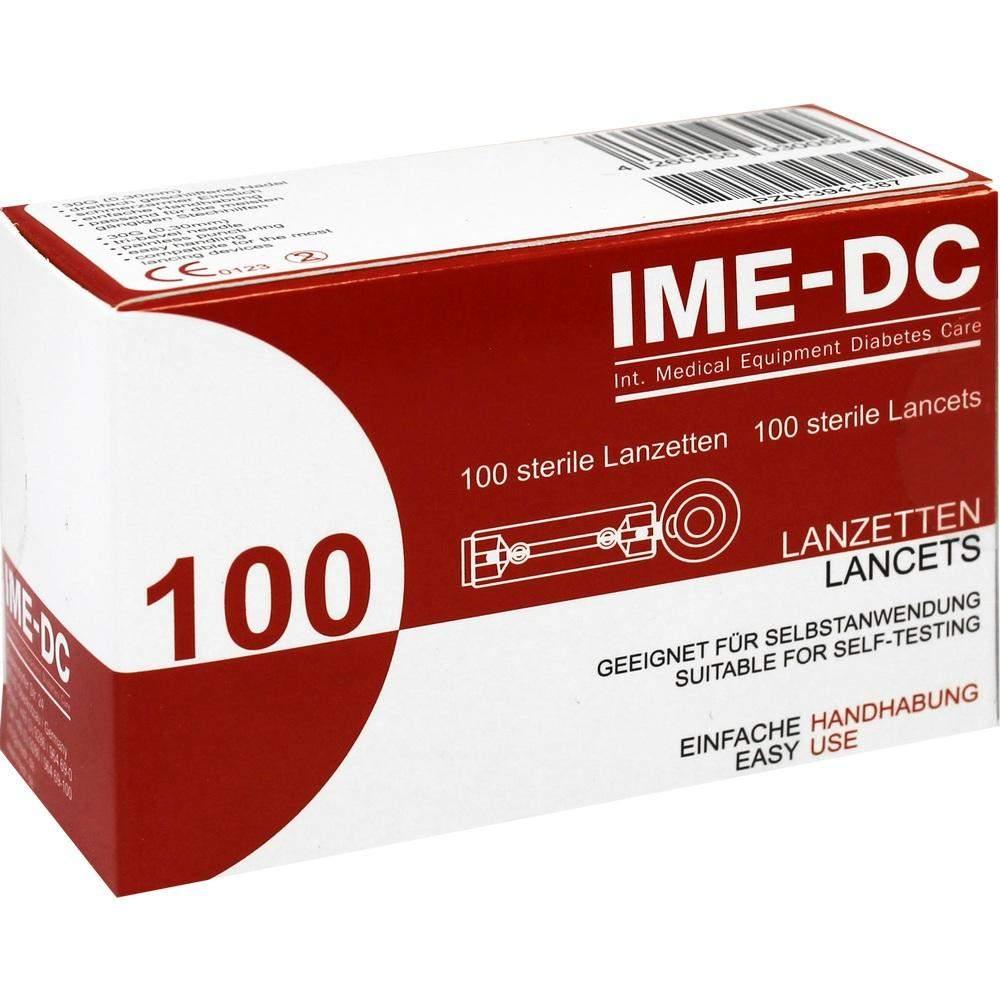 IME-DC 100 sterile lanzetten