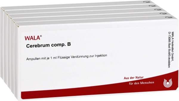 Cerebrum Comp. B Ampullen 50 X 1 ml