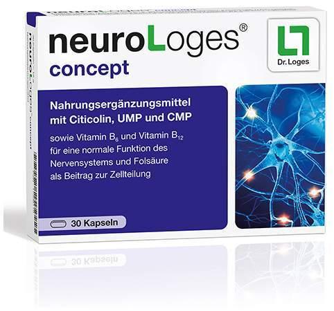 NeuroLoges concept 30 Kapseln