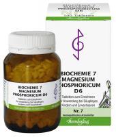 Biochemie Nr.7 Magnesium phosphoricum D6 Tabletten