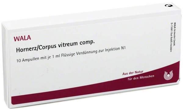 Hornerz Corpus Vitreum Comp. Ampullen