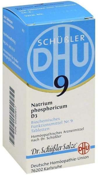 Biochemie Dhu 9 Natrium Phosphoricum D3 200 Tabletten