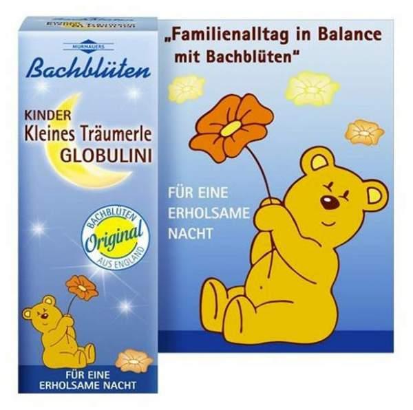 Bachblüten Kinder Kleines Träumerle 10 G Globulini Nach Dr.Bach