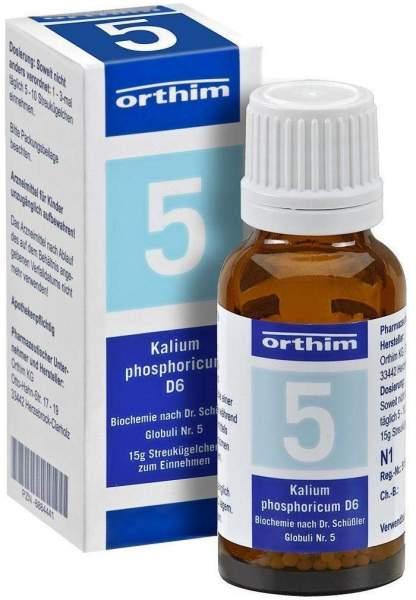 Biochemie Orthim 5 Kalium Phosphoricum D 6 15 G