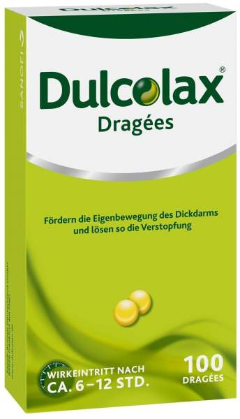 Dulcolax 100 magensaftresistente Dragees