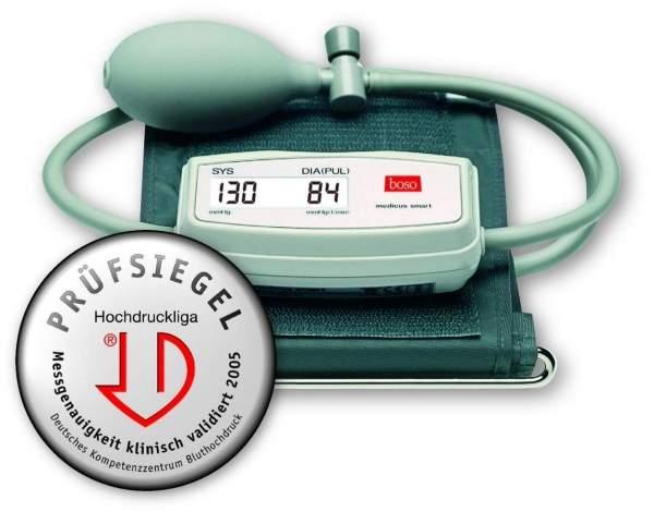Boso Medicus Smart Halbautomatisches Blutdruckmessgerät 1