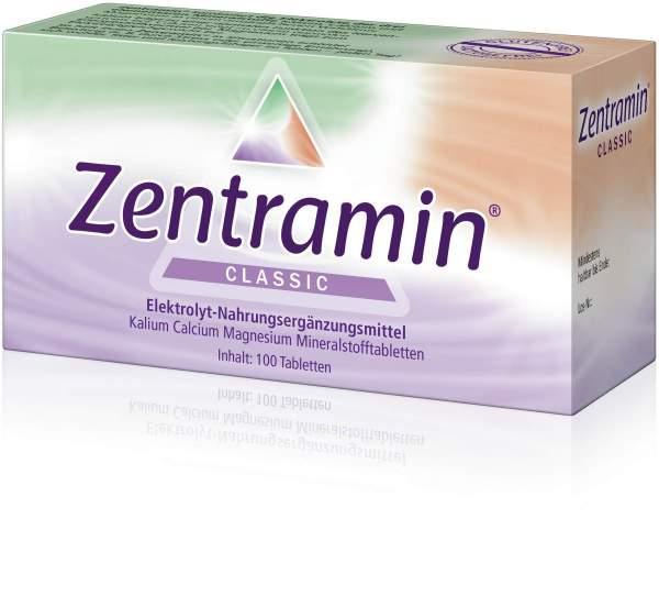 Zentramin Classic 100 Tabletten