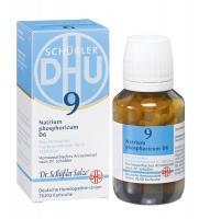 Biochemie DHU 9 Natrium phosphoricum D6 200 Tabletten