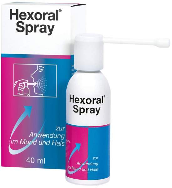 Hexoral Spray 40 ml Spray