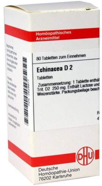 Echinacea D2 80 Tabletten