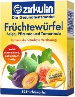 Zirkulin Früchtewürfel 12 Stück