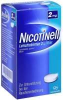 Nicotinell Lutschtabletten 2 mg Mint 96 Stück