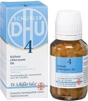 Biochemie DHU 4 Kalium chloratum D6