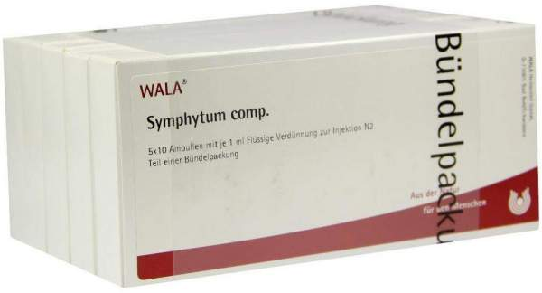 Symphytum Comp. Ampullen 50 X 1 ml