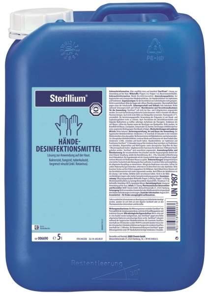 Sterillium Lösung 5 Liter