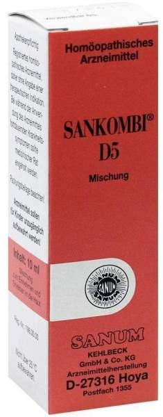 Sankombi D5 10 ml Tropfen