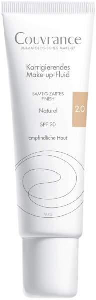 Avene Couvrance Korrigierendes Make up Naturel 30 ml Fluid