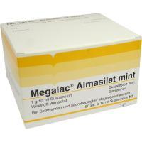 Megalac Almasilat Mint 50 x 10 ml