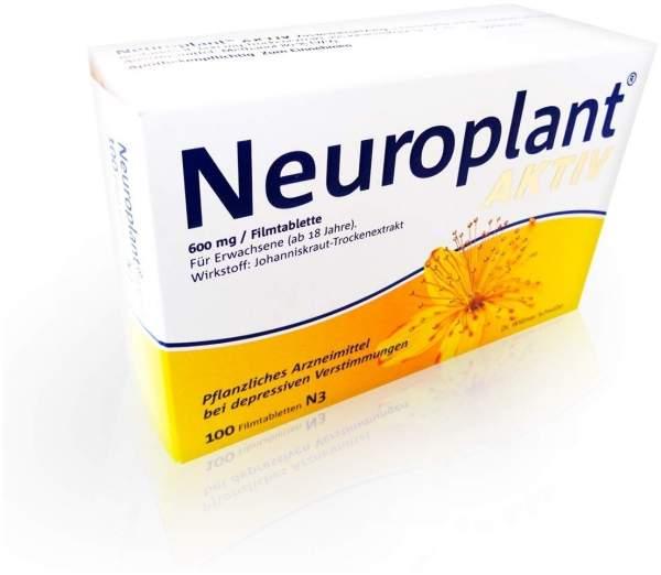 Neuroplant Aktiv 100 Filmtabletten