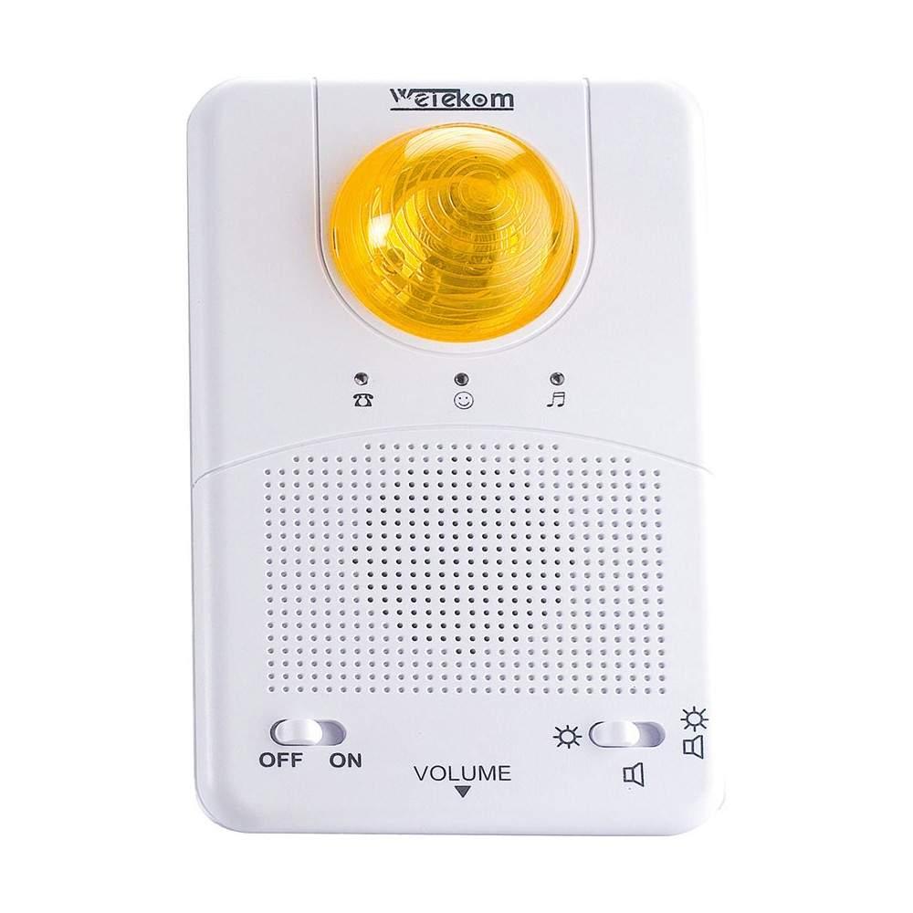 Funktürglocke und Telefon Alarm