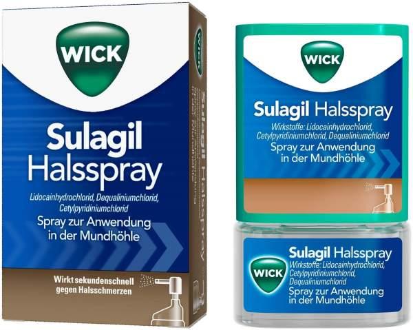 WICK Sulagil Halsspray 15 ml Spray