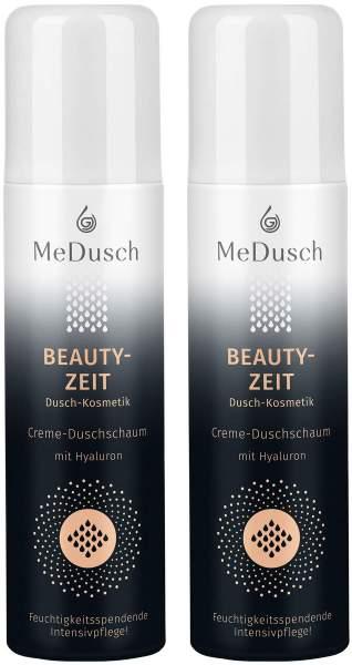 MeDusch Beauty-Zeit 2 x 150 ml Duschschaum