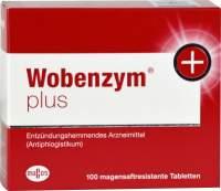 Wobenzym plus 100 magensaftresistente Tabletten