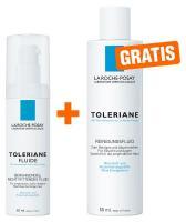 La Roche Posay Toleriane Fluid Feuchtig.pflege & Reinigungs Fluid - empfindliche Haut